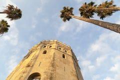 Sevilla, Andalucia, Spanje stock afbeelding