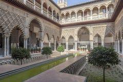 Sevilla, Andalusien, Spanien Lizenzfreies Stockfoto