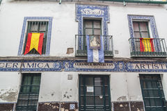 Sevilla, Andalusien, Spanien stockfotografie