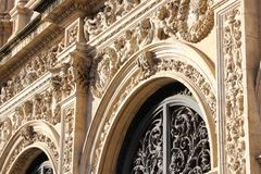 Sevilla architecture Royalty Free Stock Image