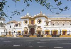 Sevilla bullring obrazy royalty free