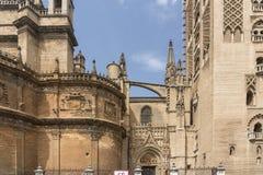 Sevilla Cathedral Immagine Stock Libera da Diritti