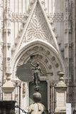 Sevilla Cathedral Fotografie Stock Libere da Diritti