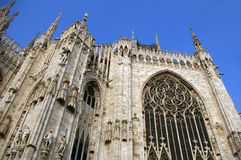 Sevilla cathedral. Royalty Free Stock Photography