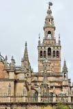 Sevilla Cathedral, Espanha fotografia de stock