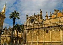 Sevilla, cattedrale 13 Fotografie Stock