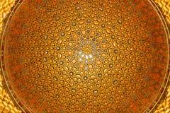 Sevilla Ceiling Royalty Free Stock Photography