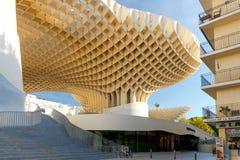 Sevilla De Parasol van Metropol Royalty-vrije Stock Foto