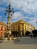 Sevilla, España 01 Imágenes de archivo libres de regalías