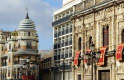 Sevilla - Heilige Week Stock Foto's