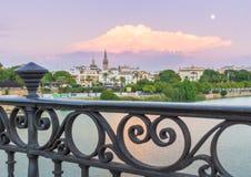 Sevilla im Stadtzentrum gelegen Lizenzfreie Stockfotos