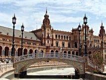 Sevilla incantante Fotografia Stock Libera da Diritti