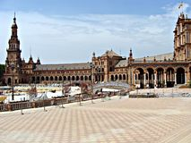 Sevilla incantante 4 Immagine Stock Libera da Diritti