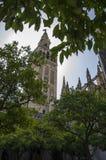 Sevilla-Kathedrale, Spanien, Europa stockbilder