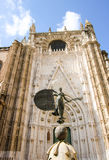 Sevilla landmark Royalty Free Stock Images