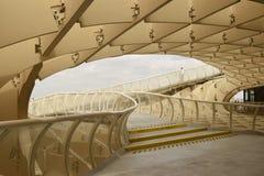 Sevilla Metropol Parasol Arkivbilder