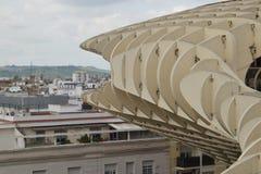 Sevilla Metropol Parasol Royaltyfria Foton