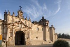 Sevilla, monasterio real del Cartuja de Santa Mara de las Cuevas Imagen de archivo