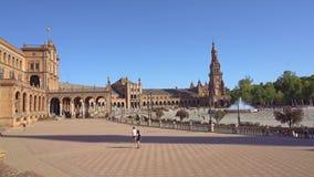 Sevilla, plaza de epana metrajes