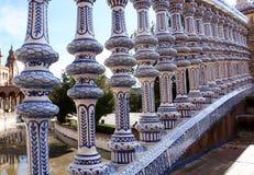 Sevilla, Plaza de Espana Royalty Free Stock Image
