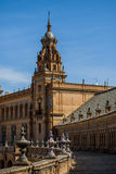 Sevilla, Plaza de Espana Royalty Free Stock Images