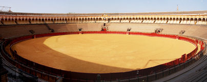 Sevilla - Plaza de Toros Royalty Free Stock Images