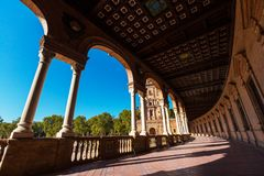 Sevilla Royalty Free Stock Images