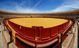 Sevilla's Plaza de Toros de la Real Maestranza de Caballería Royalty Free Stock Photo