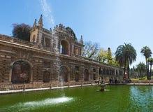 Sevilla, Sevilla, Spanje, Andalusia, Iberisch schiereiland, Europa, Royalty-vrije Stock Foto