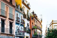 sevilla Spain zdjęcia royalty free
