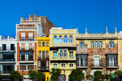 Sevilla Spain architecture Royalty Free Stock Photo