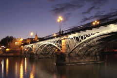 Sevilla - Spanien Stockfoto