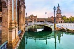 Sevilla, Spanien Stockfotografie