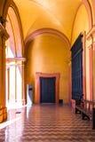 SEVILLA, SPANIEN - 4. Juni 2014 Innenraum des königlichen Alcazar in S Lizenzfreies Stockfoto