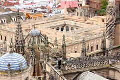 Sevilla, Spanje Stock Afbeeldingen