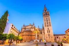 Sevilla, Spanje Royalty-vrije Stock Afbeeldingen