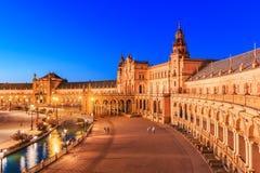 Sevilla, Spanje royalty-vrije stock foto's