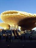 Sevilla Spanje Las Setas Royalty-vrije Stock Foto