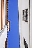 Sevillan street Royalty Free Stock Images