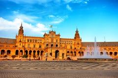 seville Испания Стоковое Изображение