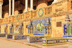 seville Испания Стоковое Фото