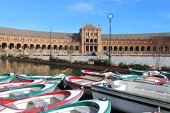 Seville Royaltyfri Fotografi