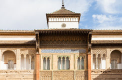 Seville Alcazar Stock Photo