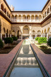 Seville Alcazar Spain Royalty Free Stock Photography