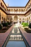 Seville Alcazar Spain Royalty Free Stock Photography