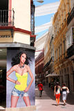 Seville alley Stock Photography