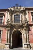 Seville Archbishop Palace Stock Photos