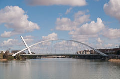 Seville Bridges Stock Images