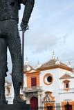 Seville Bullfight Arena Stock Image