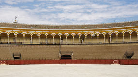 Seville bullring Royalty Free Stock Photo